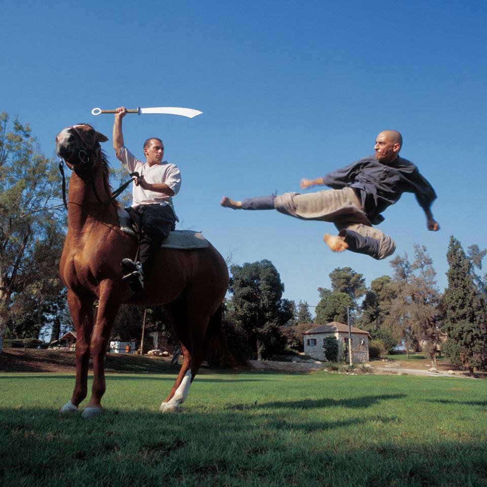 קפיצה לסוס